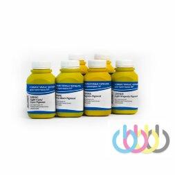 Комплект пигментных чернил IIMAK 199 6 цветов для HP DesignJet Z5400, Z6600 и других шестицветных плоттеров 200г х 6