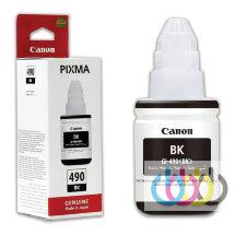 Чернила CANON GI-490 Black, PIXMA G1400, G2400, G3400