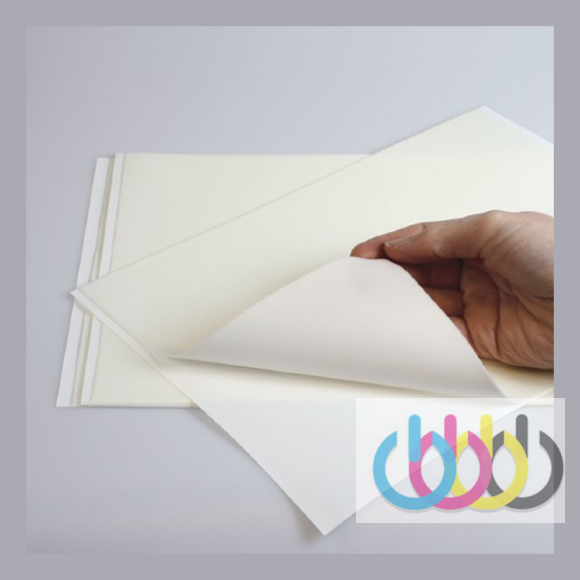 Шокотрансферная пищевая бумага 50 листов