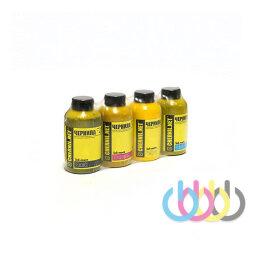 Комплект чернил сублимационные для Epson L110, L210, L355, L300, L565 (TIM-A,C,M,Y) 100 gr x 4