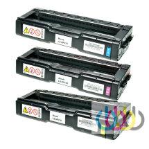 Заправка картриджа Ricoh SP C220, SP C221, SP C222, SP C240