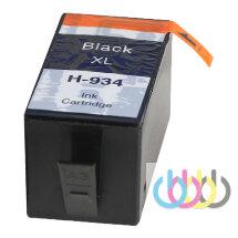 Совместимый Картридж HP 934 xl, HP OfficeJet Pro 6230 e-printer, HP OfficeJet Pro 6830 e-AiO, Black