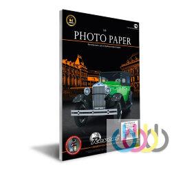 Фотобумага, глянцевая RC, Super Glossy, А4, 260г/м2, 20 л.