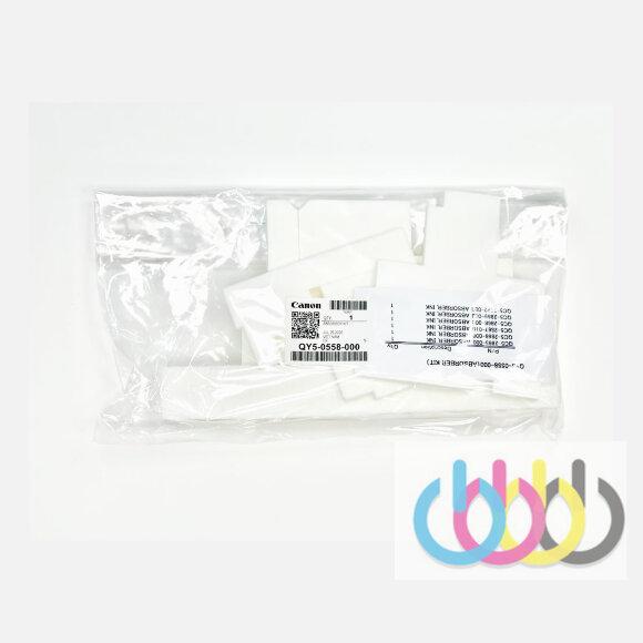 Абсорбер (поглотитель чернил) полный комплект из 6 шт. Canon Pixma G1400, Pixma G2400, Pixma G3400, Pixma G4400, QY5-0558
