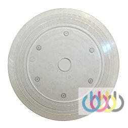 Линейка (шкала, энкодерный диск) позиционирования протяжки бумаги для Epson L800, L805, L810, L850, P50, PX650, PX660, PX660 Plus, R270, R290, R295, RX560, RX585, RX590, RX610, RX615, RX640, T50, T59, TX650, TX659