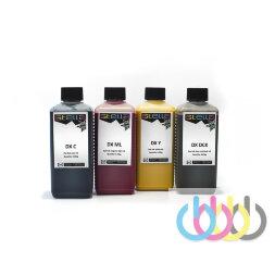 Четырёхцветный комплект сублимационных чернил OCP Stella DX для для Epson 250x4