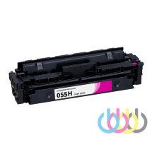Совместимый картридж Canon 055H magenta, i-SENSYS MF742Cdw, i-SENSYS MF744Cdw, i-SENSYS MF746Cx, LBP664Cx, LBP663Cdw